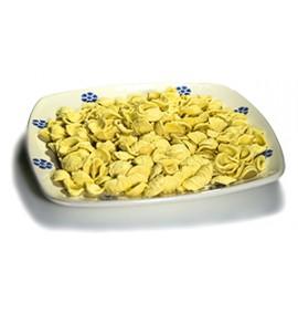 Square Plate + 1000g Dry Semolina Orecchiette