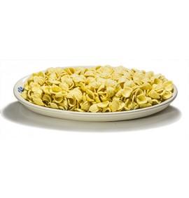 Ovale Platte+ 500g Orecchiette aus Hartweizengrieß